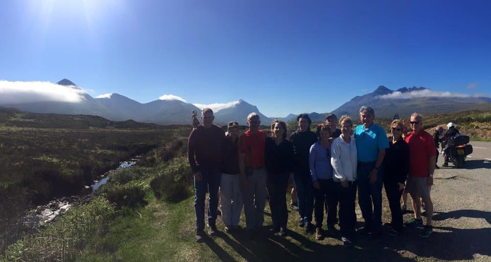 Stravaigin Small Group Tours of Scotland