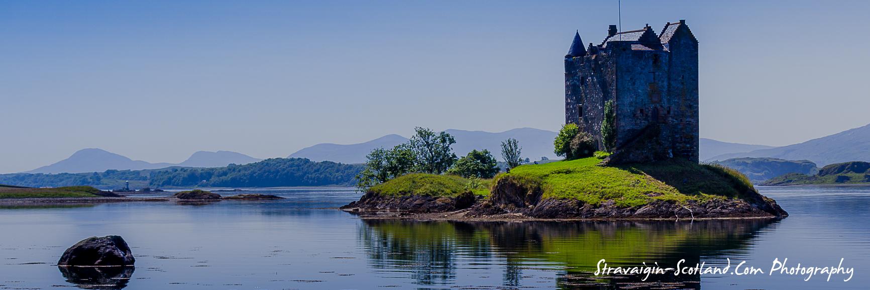 Castle Stalker ,Argyll