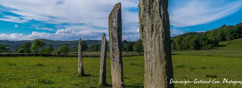 Oban & Kilmartin Glen Standing Stones